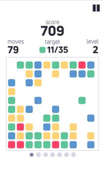 Pop the Blocks HD - action puzzle game screenshot 3