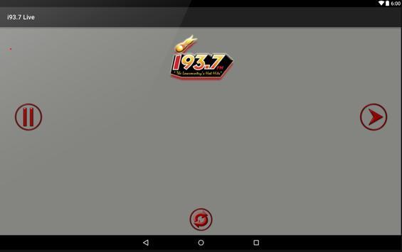 i93.7 Live apk screenshot