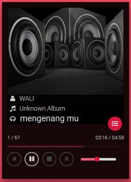 wali band mp3 poster