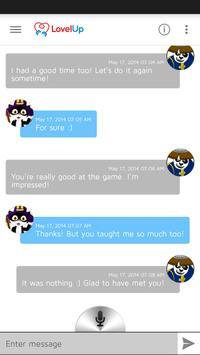 LovelUp Gamer Dating apk screenshot