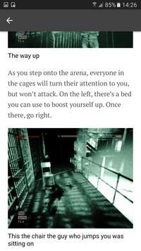 Walkthrough for Outlast screenshot 16