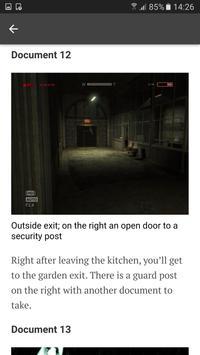 Walkthrough for Outlast screenshot 11