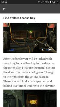Walkthrough for Doom screenshot 8