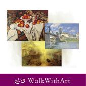 WalkWithArt icon
