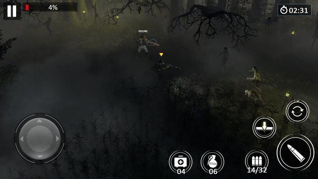 Zombie Walking:Dead Escape screenshot 11
