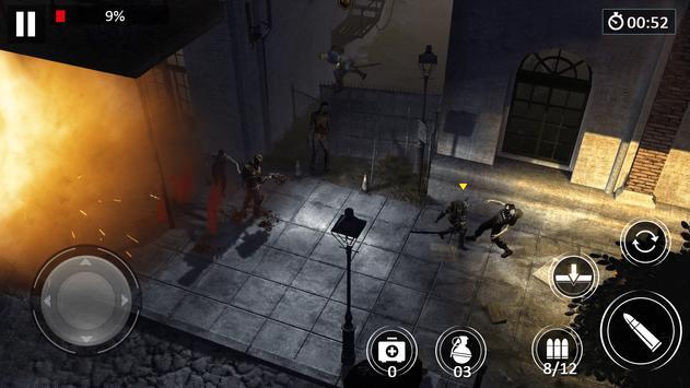 Zombie Walking:Dead Escape screenshot 13