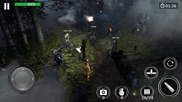 Zombie Walking:Dead Escape screenshot 28