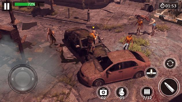 Zombie Walking:Dead Escape screenshot 31