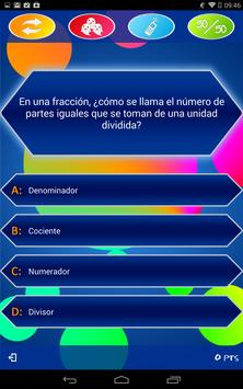 Millonario Kids Quiz Español screenshot 11