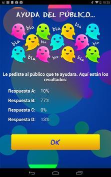 Millonario Kids Quiz Español screenshot 12