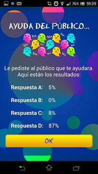 Millonario Kids Quiz Español screenshot 2