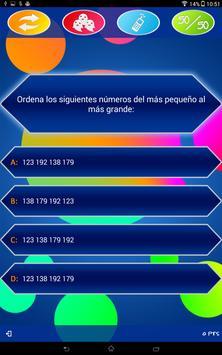 Millonario Kids Quiz Español screenshot 6