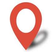 WalkPoolーオフラインで使える「ざっくり地図」APP icon