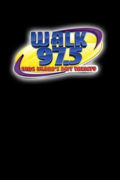WALK 97.5 poster