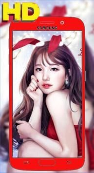 Bae Suzy Wallpaper HD poster