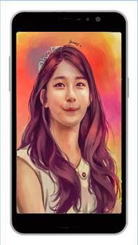 Bae Suzy Wallpaper HD screenshot 2