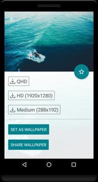Click Perfection Wallpaper HD screenshot 1