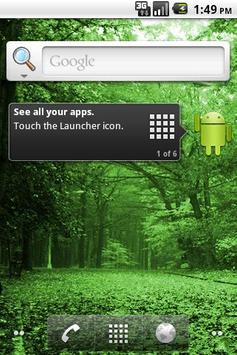 LeafWallpaper apk screenshot