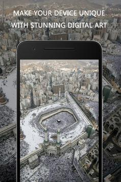 Makkah Wallpaper apk screenshot