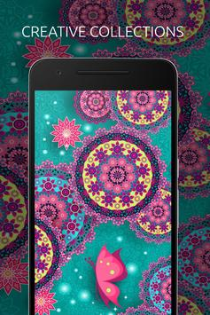Mandalas Wallpaper apk screenshot