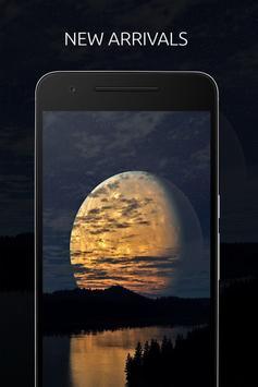 Moon Wallpaper screenshot 1