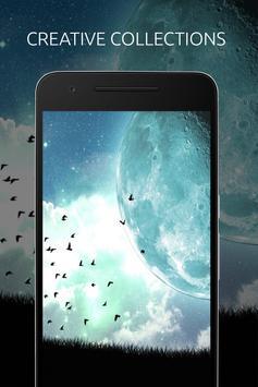 Moon Wallpaper screenshot 2