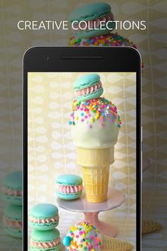 Ice-Cream Wallpaper apk screenshot