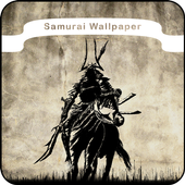 Samurai Wallpaper icon