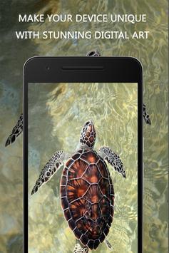 Turtle Wallpaper apk screenshot