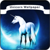 Unicorn Wallpaper icon