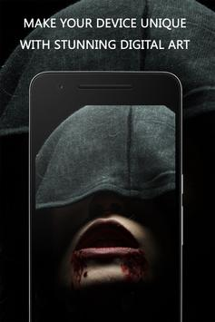 Vampire Wallpaper apk screenshot