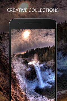 Waterfall Wallpaper screenshot 2