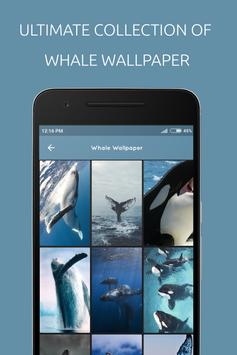 Whale Wallpaper poster