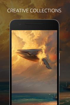 Whale Wallpaper apk screenshot