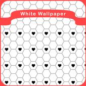 White Wallpaper icon