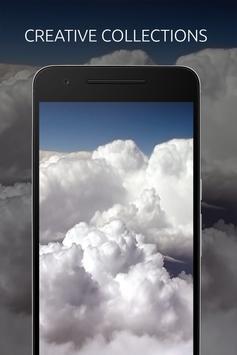 White Wallpaper screenshot 2