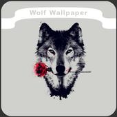 Wolf Wallpaper icon