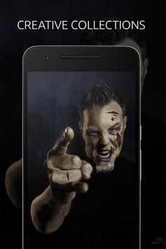Zombie Wallpaper apk screenshot