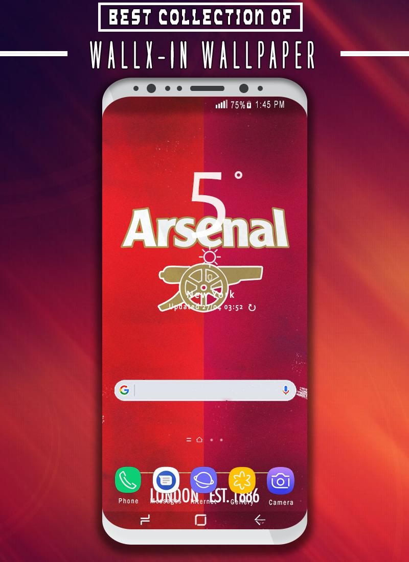 Arsenal Wallpaper For Android Apk Download