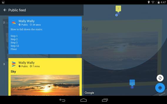 Wally Augmented Reality Notes screenshot 6