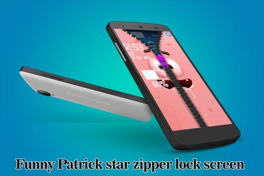 Cartoon Star Lock Screen apk screenshot