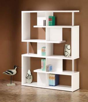 Wall Shelves Design Ideas screenshot 4