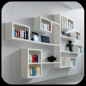 Wall Shelves Design Ideas poster