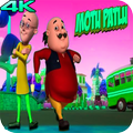 Motu Patlu Wallpaper