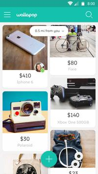 Wallapop - Buy & sell nearby poster
