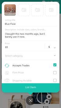 Wallapop - Buy & sell nearby apk screenshot