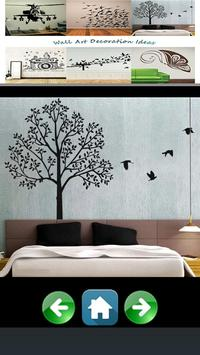 Wall Art Decoration Ideas apk screenshot