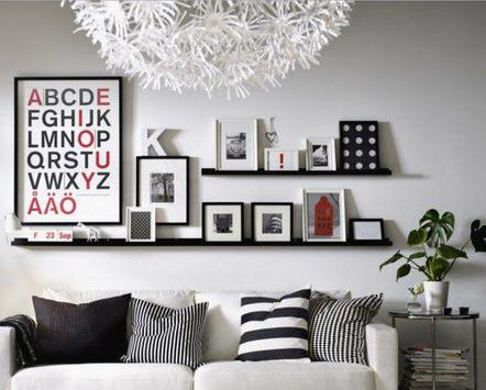 Wall Art Decoration ideas poster
