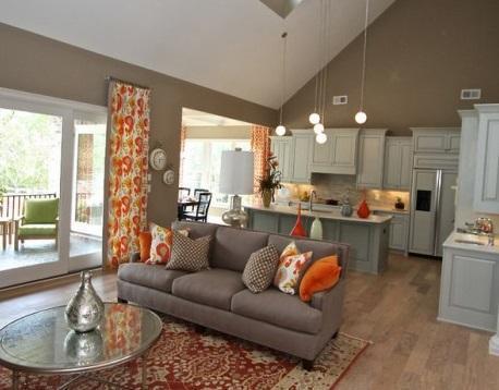 👉 Home Interior Design ⊑ Decoration Design poster