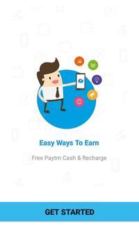 Money wallet(payTM) poster
